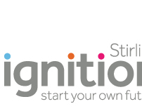 Stirling ignition brand identity