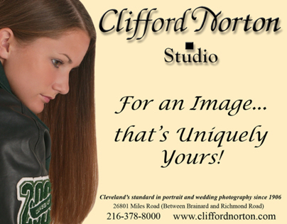 Clifford Norton Studio Advertising