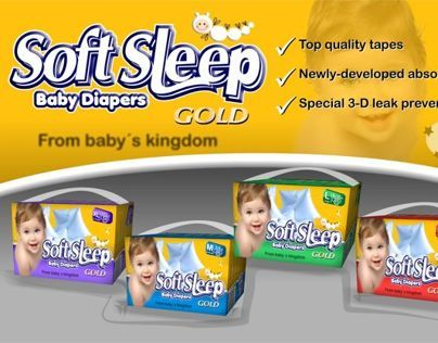 SOFTSLEEP - BABY DIAPERS