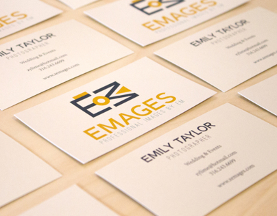 Emages Photography Branding
