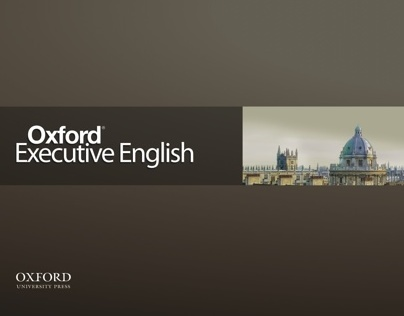Oxford Executive English Brochure