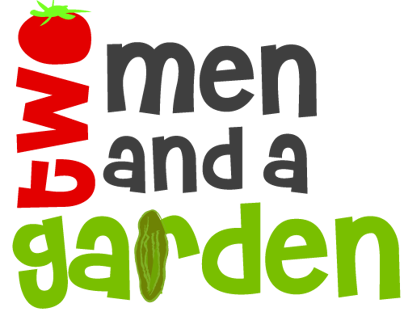 Two Men and a Garden Web Design