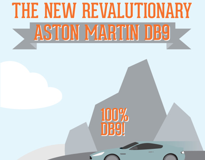 New 2013 Aston Martin DB9
