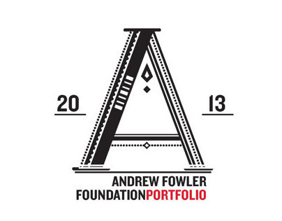 Foundation Portfolio Book