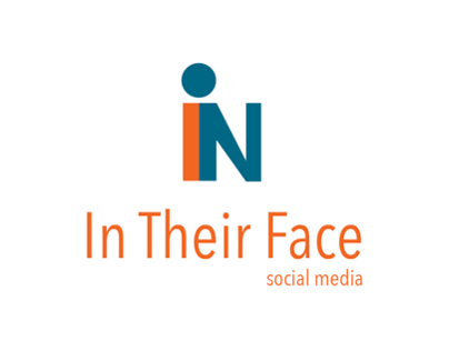 In Their Face Logo