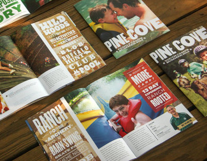Youth and Family Summer Camps Brochures - Pine Cove