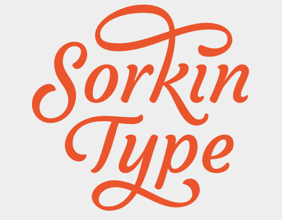 Sorkin Type Co. logo