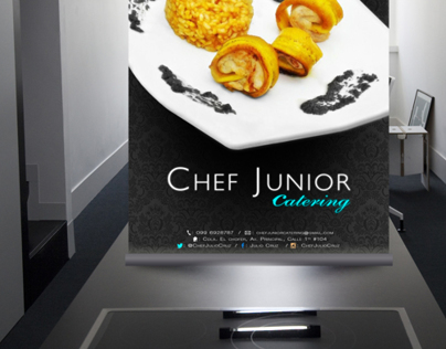 Advertising CHEF JUNIOR //