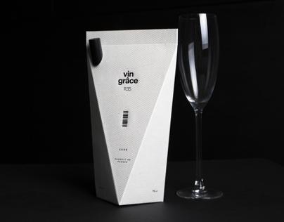 vin grâce