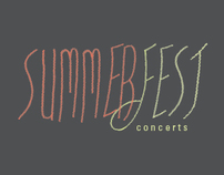 Summerfest Branding Project
