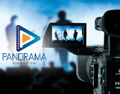 Panorama video film
