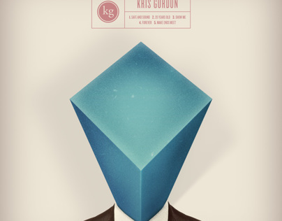 Kris Gordon – EP artwork