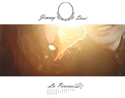 Prewedding Portrait : Jimmy & Devi
