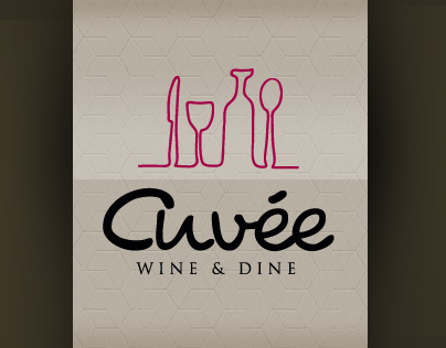 Restaurant Cuvee website