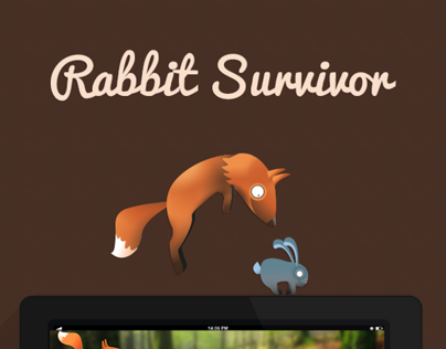 Rabbit Survivor Game