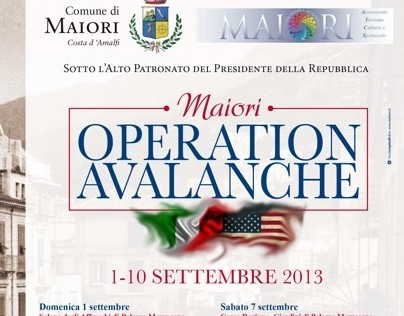 Maiori Operation Avalanche