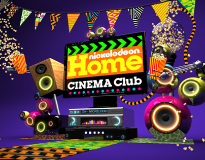 Nickelodeon Home Cine Club