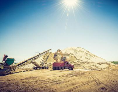 Superior Silica Sand, WI