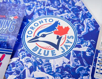 Toronto Blue Jays 2013 Season Tickets