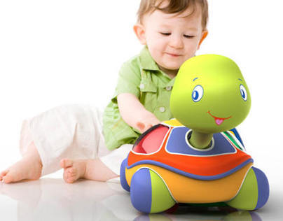 Tracky the turtle (Toddler toy)