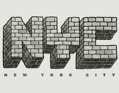 NYC bricks