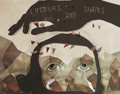 KONOBA COULORS AND SHAPES CD ARTWORK