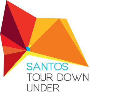 'Santos Tour Down Under' 2014 Adelaide Cycling Event