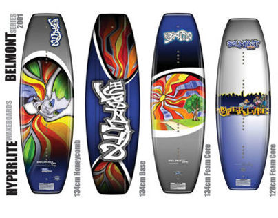 Wake Board Design