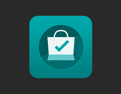 Ecommerce/Shopping App Icon