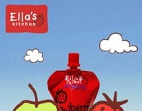 Ellas Kitchen – Brochure Copywriting