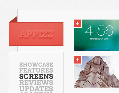 Appizz - Mobile App Showcase HTML Template