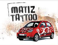 Chevrolet Tattoo Matiz