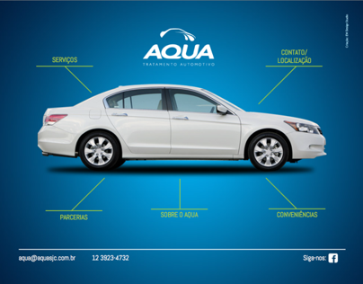 Aqua - Automotive Care new site