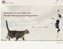 Hills Pet Nutrition – Website
