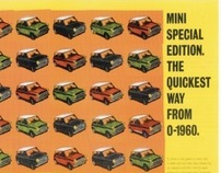 Mini – Press and Poster Advertising