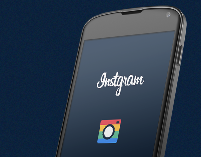 Instgram Android App Redesign