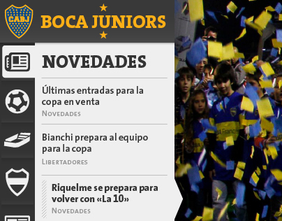 Boca Juniors - Website