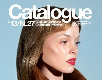 Catalogue Fashion Book   #27