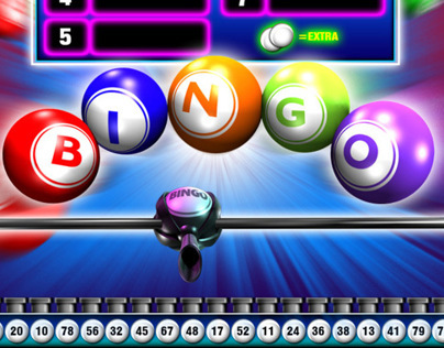 Bingo game graphics