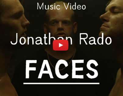 Jonathan Rado - Faces (Official Music Video)