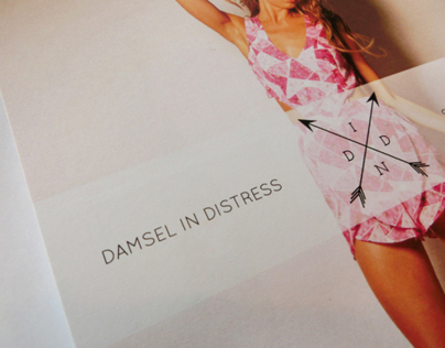 Damsel In Distress S/S 13 Collection