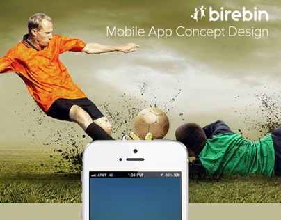 Birebin Mobile App Concept Design