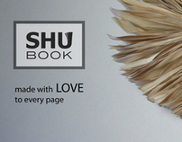 SHU-book. Handmade books