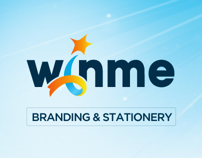 WinMe - Branding&Stationery