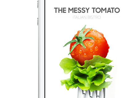 Messy Tomato Mobile App