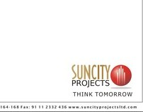 Suncity Real Estate Corporate Campaign
