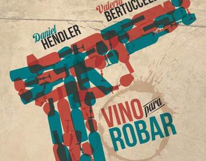 "Movie poster: ""Vino para Robar"""