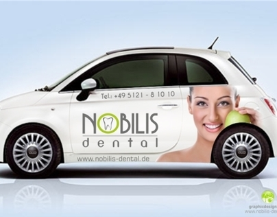 Nobilis Dental - Corporate Identity