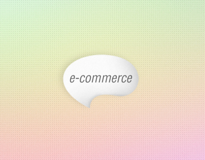 e-commerce icon design.