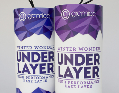 Gramicci Under Layer Packaging